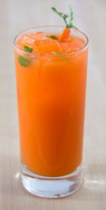 Carrot Honey Collins (C) Kathy Casey Liquid Kitchen